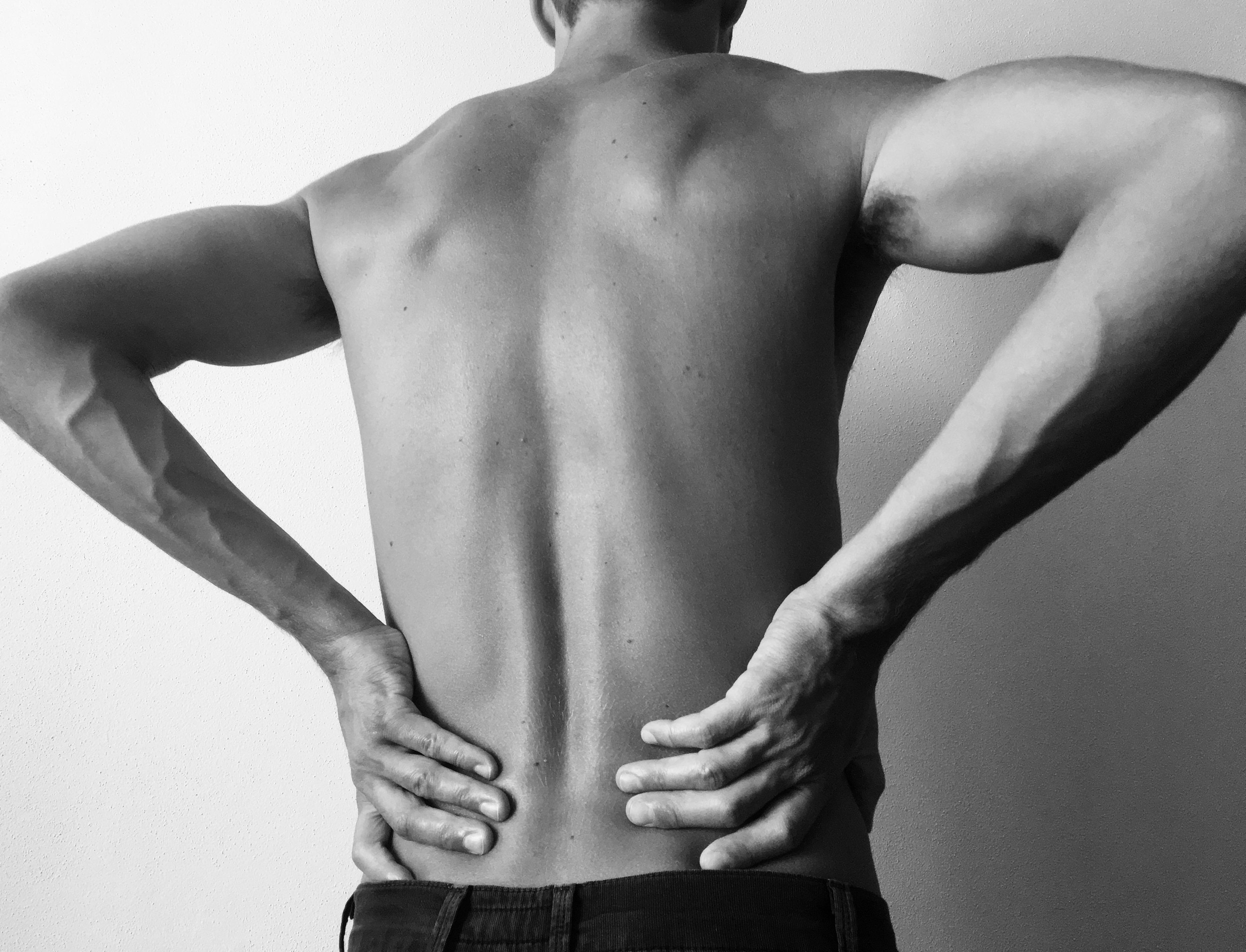 7 errori da evitare quando hai l'ernia del disco lombare